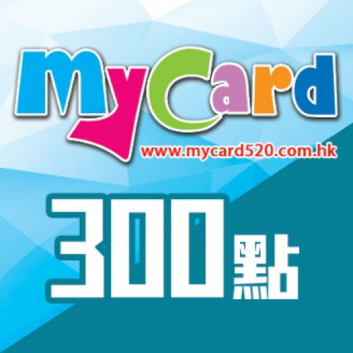 MyCard 300-point virtual point card