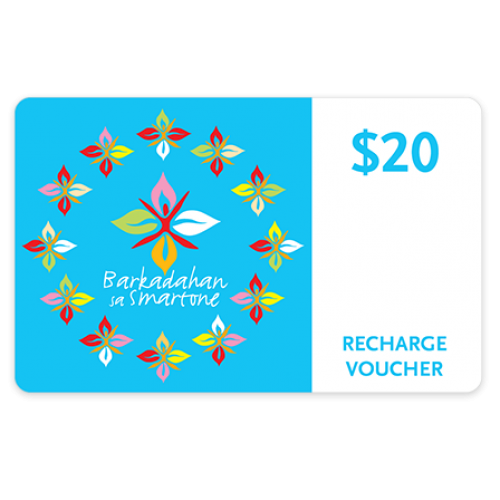 Barkadahan Sa SmarTone $20